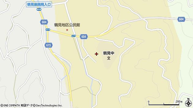 大分県佐伯市鶴見大字沖松浦486周辺の地図