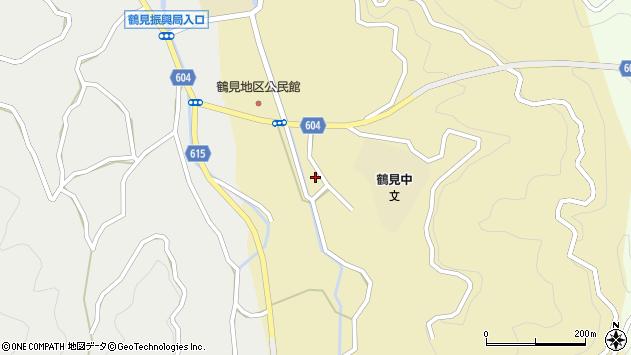 大分県佐伯市鶴見大字沖松浦428周辺の地図
