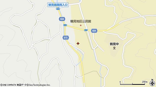 大分県佐伯市鶴見大字沖松浦16周辺の地図