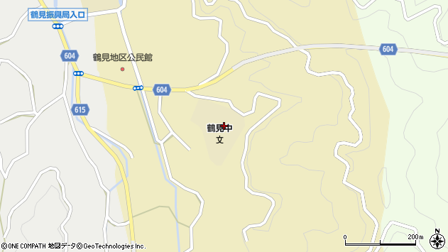 大分県佐伯市鶴見大字沖松浦448周辺の地図