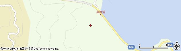 大分県佐伯市鶴見大字有明浦206周辺の地図