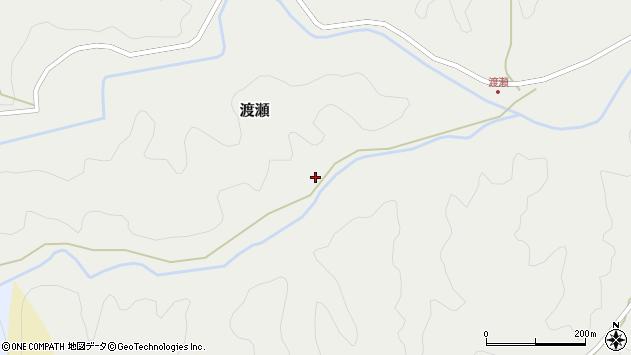 大分県竹田市渡瀬1274周辺の地図