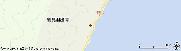 大分県佐伯市鶴見大字羽出浦611周辺の地図