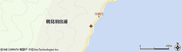 大分県佐伯市鶴見大字羽出浦613周辺の地図