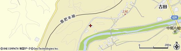 大分県竹田市吉田680周辺の地図