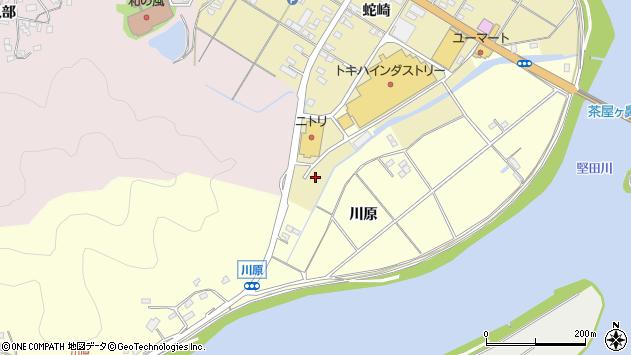 大分県佐伯市池田10801周辺の地図