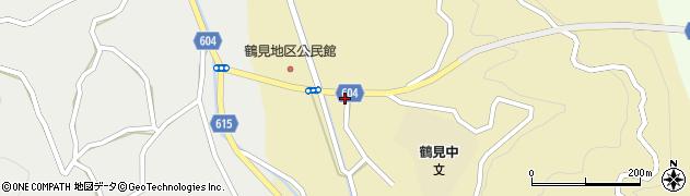 大分県佐伯市鶴見大字沖松浦534周辺の地図