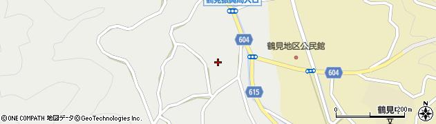 大分県佐伯市鶴見大字地松浦1369周辺の地図