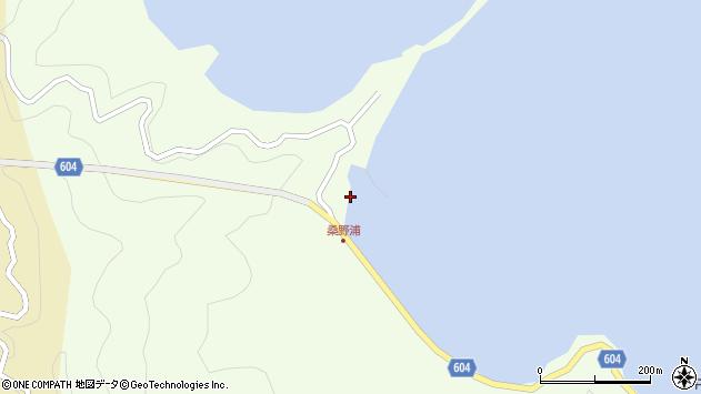 大分県佐伯市鶴見大字有明浦4周辺の地図