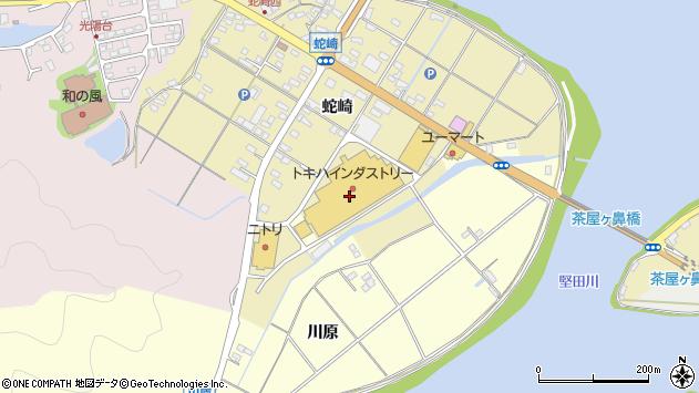 大分県佐伯市池田2064周辺の地図