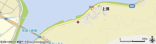 大分県佐伯市10083周辺の地図