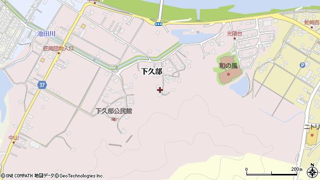 大分県佐伯市池田1613周辺の地図