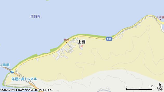大分県佐伯市10014周辺の地図