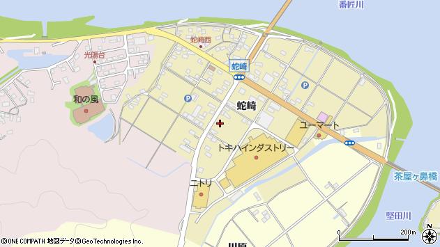 大分県佐伯市池田1928周辺の地図