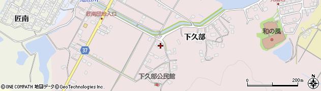 大分県佐伯市池田1273周辺の地図