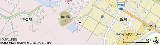 大分県佐伯市池田2043周辺の地図