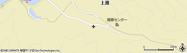 大分県佐伯市9818周辺の地図