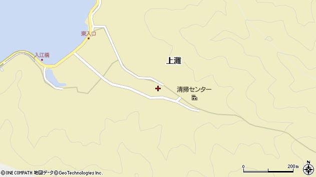 大分県佐伯市9822周辺の地図