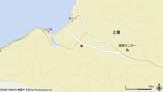 大分県佐伯市9859周辺の地図