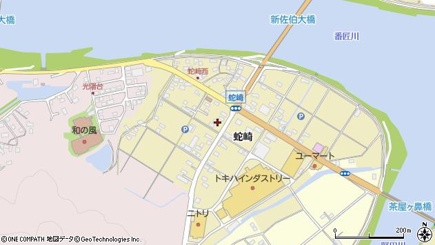 大分県佐伯市池田1937周辺の地図