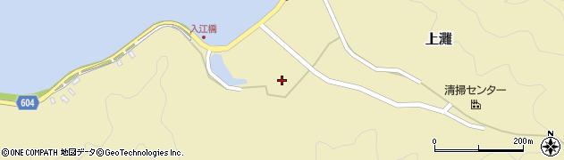 大分県佐伯市9579周辺の地図