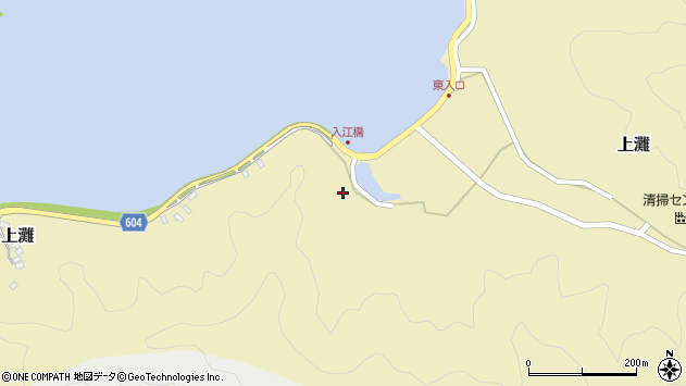 大分県佐伯市9960周辺の地図