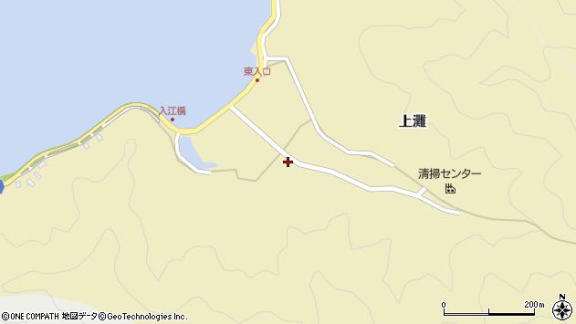 大分県佐伯市9860周辺の地図