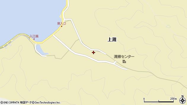 大分県佐伯市9833周辺の地図