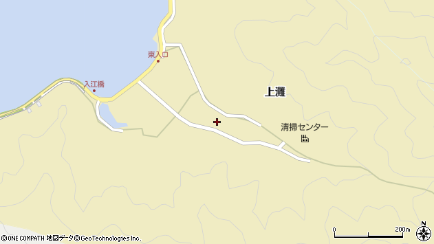 大分県佐伯市9835周辺の地図