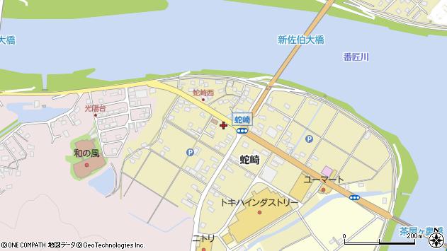 大分県佐伯市池田1943周辺の地図