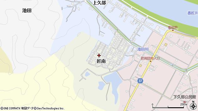 大分県佐伯市池田928周辺の地図