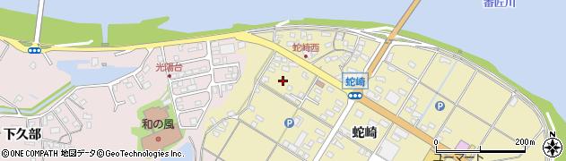 大分県佐伯市池田1837周辺の地図