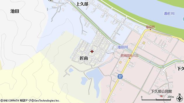 大分県佐伯市池田922周辺の地図