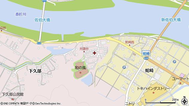 大分県佐伯市池田2255周辺の地図