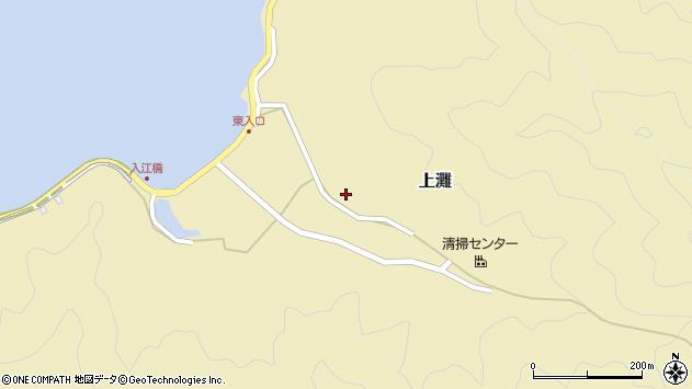 大分県佐伯市9776周辺の地図