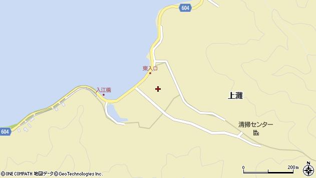 大分県佐伯市9873周辺の地図