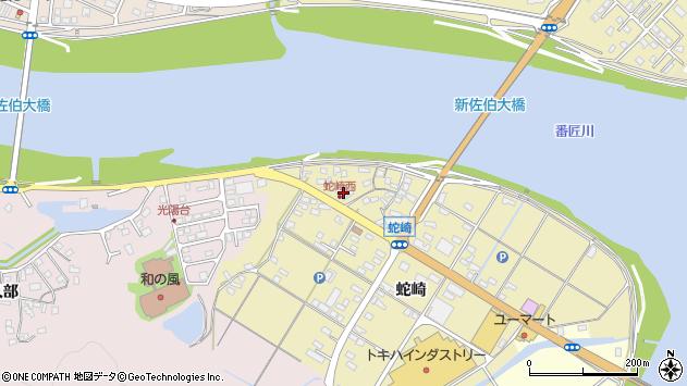 大分県佐伯市池田1880周辺の地図