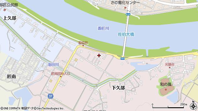 大分県佐伯市池田1333周辺の地図