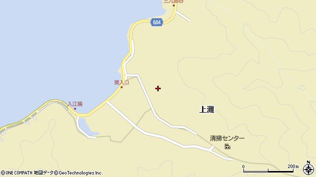 大分県佐伯市9731周辺の地図