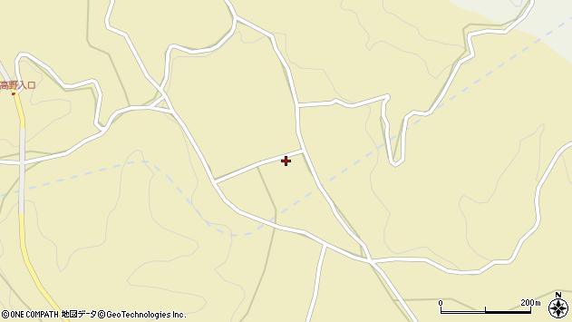 大分県竹田市入田2470周辺の地図