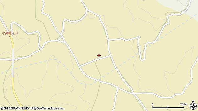 大分県竹田市入田2451周辺の地図