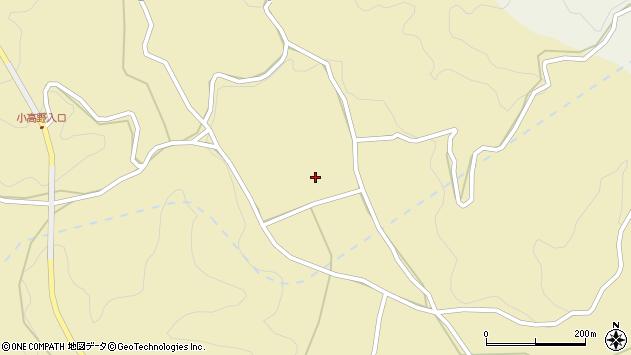 大分県竹田市入田2450周辺の地図