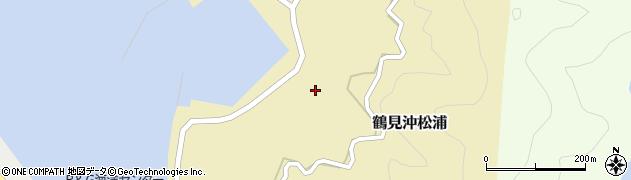 大分県佐伯市鶴見大字沖松浦850周辺の地図
