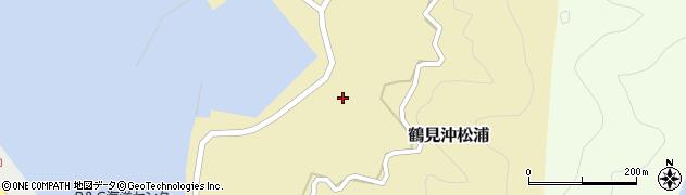大分県佐伯市鶴見大字沖松浦849周辺の地図