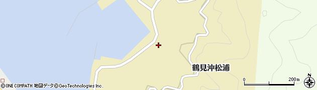 大分県佐伯市鶴見大字沖松浦999周辺の地図