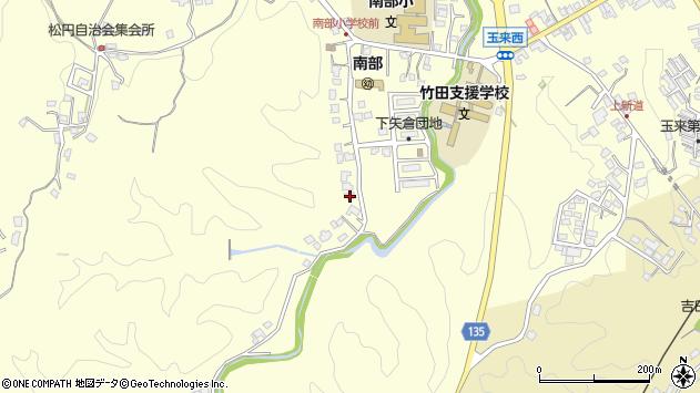 大分県竹田市君ケ園1131周辺の地図