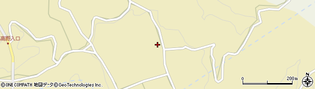大分県竹田市入田2421周辺の地図