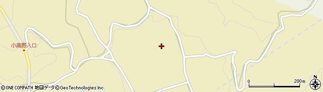 大分県竹田市入田2412周辺の地図
