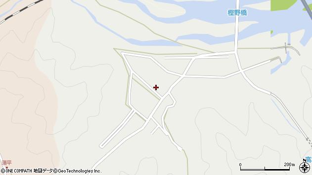 大分県佐伯市上岡358周辺の地図