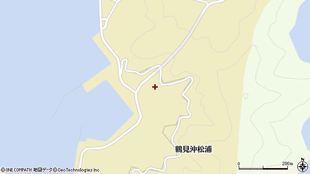 大分県佐伯市鶴見大字沖松浦1139周辺の地図